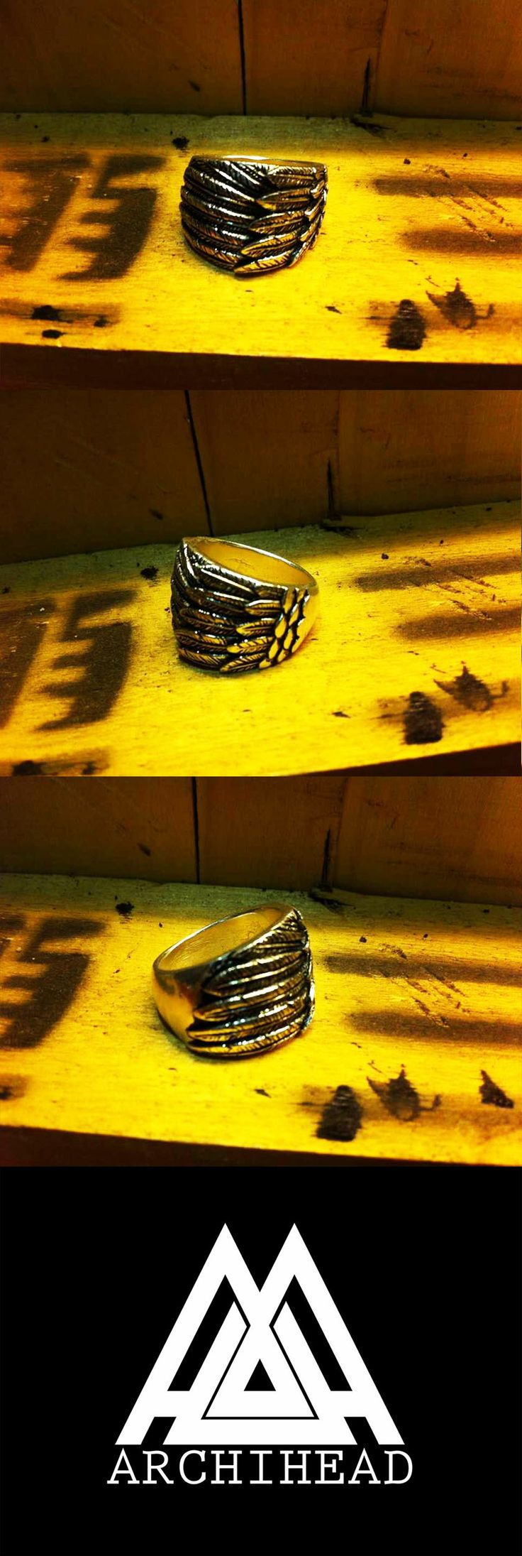 ARCHIHEAD Rings (wings) Archiheadproject@gmail.com