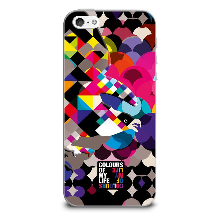 COLOURS OF MY LIFE   Mobile Case.  Designer Limited Edition; #WomenMobileCase #LuxuryMobileCase #DesignerMobileCasesUK