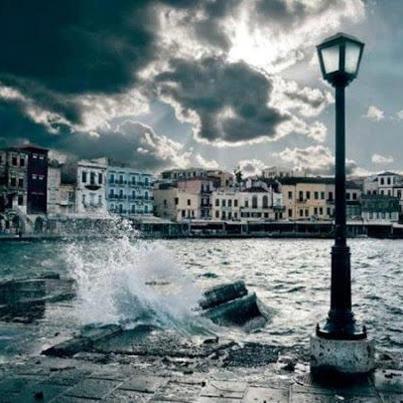 Chania,Crete,Greece