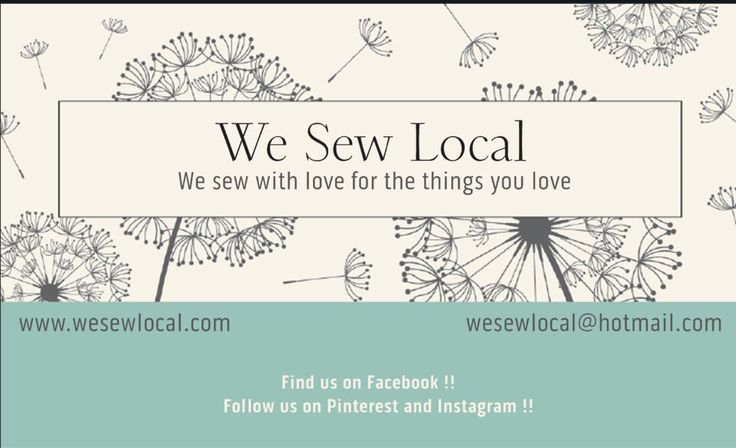 Don't forget to follow on Instagram and find our Website
