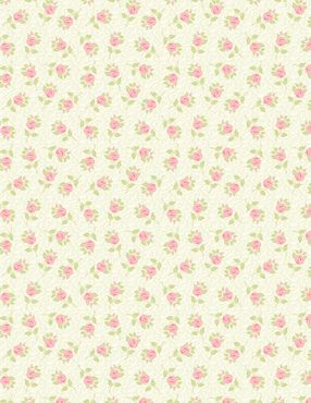 Floral Pink Chick - Minus
