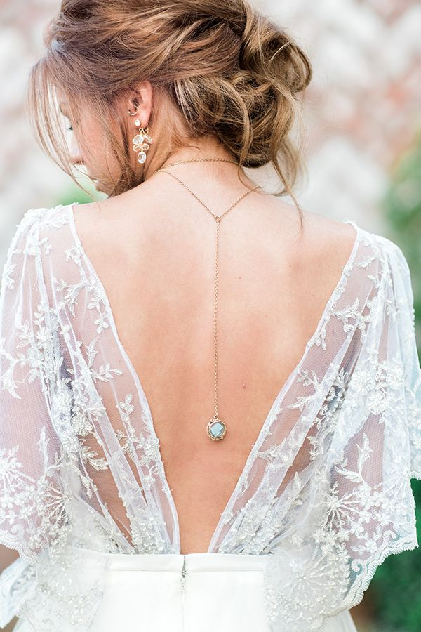 Natural Ethereal Wedding Ideas
