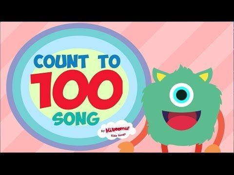 Count to 100 Song for Kindergarten | Numbers 1-100 Dance Song for Kids | 100 Dance - YouTube