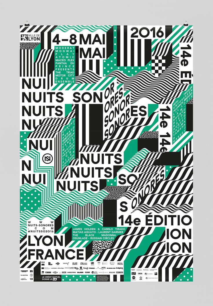 Since 2009 Swiss graphic designer Felix Pfäffli has worked slavishly to create an international reputation as one of the world's most respected poster designers, using a combination of pared-back illustration and experimental typography. Until early 2016 he did all of this alone, but last year Pfäff