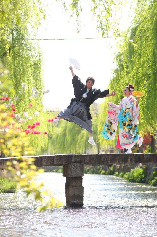 前撮りフォトギャラリー|和装前撮り 京都好日
