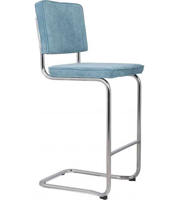 Tabouret Ridge Rib Zuiver Tabouret Chaise Design Chaise