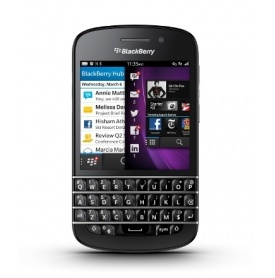 BlackBerry Q10 Detailed Specifications and Photos.