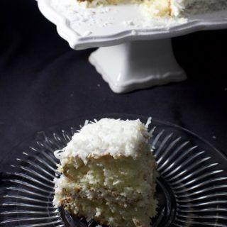 Semi Homemade Coconut Cake | I Heart Recipes