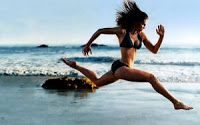 Mens Sana in Corpore Sano : Allenamento in spiaggia a corpo libero