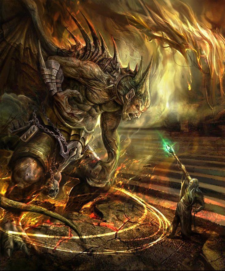 Awakeing monster by ~derrickSong on deviantART