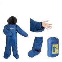 Onesie sleeping bag - brilliant!