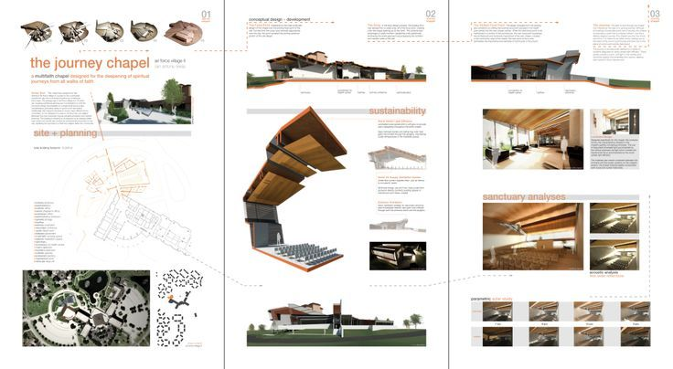 Architectural presentation board techniques google for Architecture technique