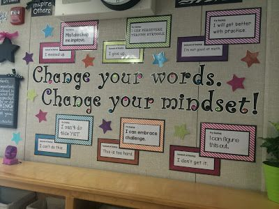 My Growth Mindset Classroom Reveal (Part 1) #notreadytour