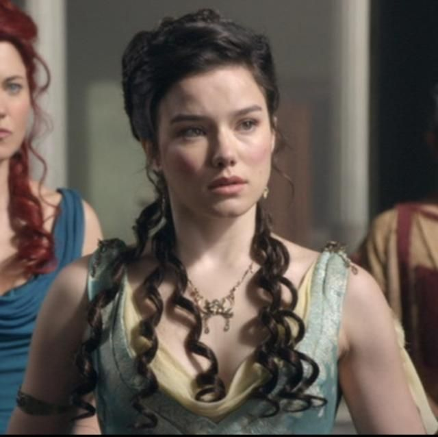 spartacus women                                                                                                                                                                                 More