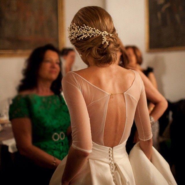 {vestido de noiva   por Lápis de Noiva}