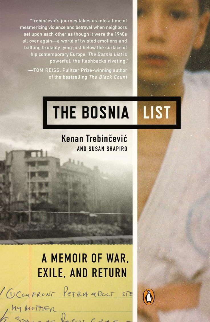 Oprah's Book Of The Week: The Bosnia List: A Memoir Of War