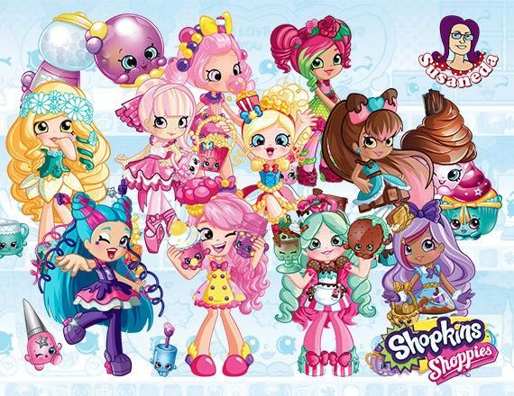 Shopkins Mystabella Coloring Pages Pictures