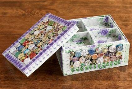 PAPIEROWA WIKLINA Inspiracje, DIY, tutoriale wiklinoy papierowej, jak zrobic z wikliny papierowej ...