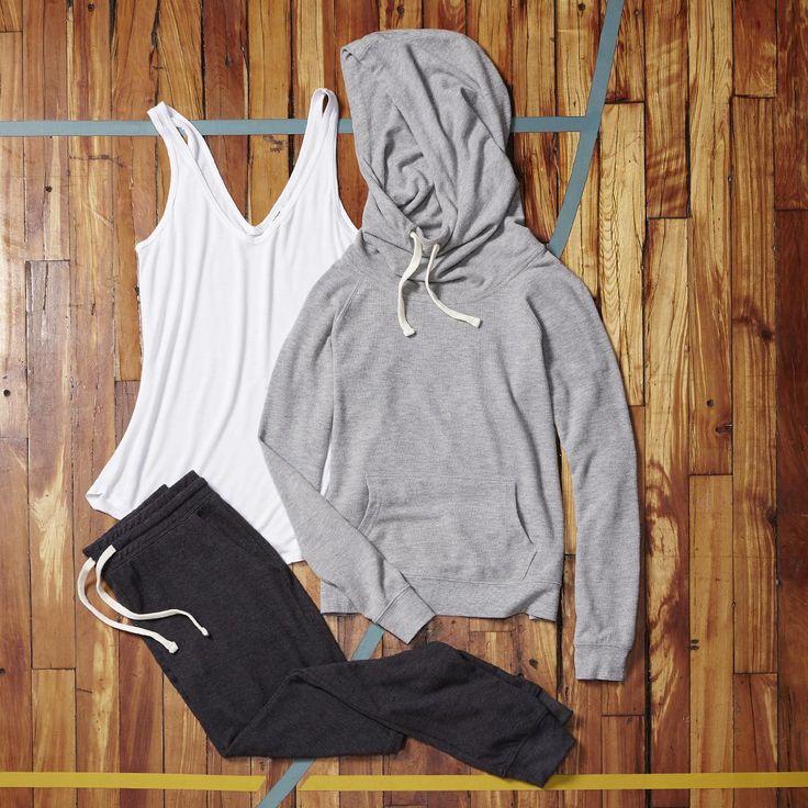 Lounge days. #activewear