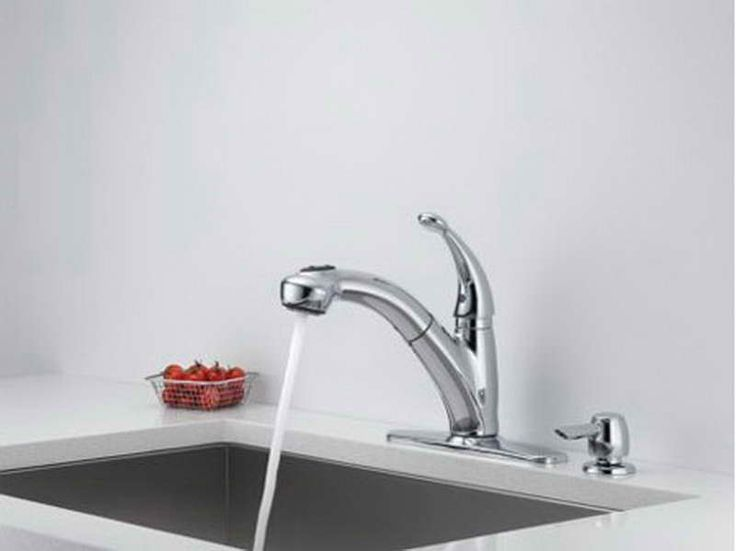 Quality Benton Faucets from Moen : Quality Faucets Of Moen Benton Faucet With Tomatoes ~ http://modtopiastudio.com/quality-benton-faucets-from-moen/