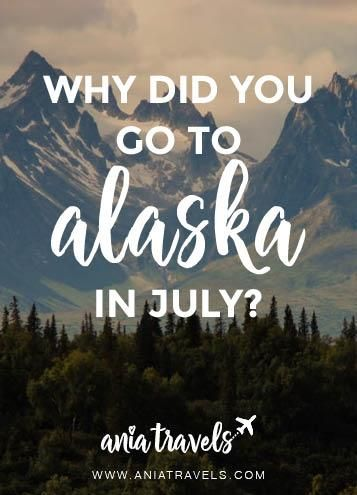 """When picking a place to vacation for the 4th of July one usually doesn't think of Anchorage Alaska USA. But some of us aren't what you call typical and say """"why the heck not"""", I'm one of those people. Honestly, I'm not a patriotic person …"""