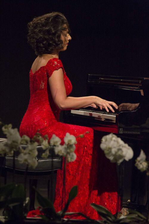 Khatia Buniatishvili   Verbier Festival Recital July 2015
