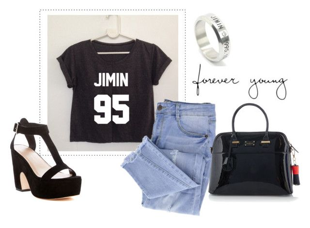 """""""Outfit #08"""" by caroluemura on Polyvore featuring moda, Loeffler Randall, Essie e Paul's Boutique"""