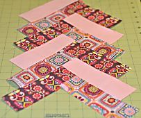 Super String Quilts: 13 Paper Piecing and Scrap Quilt Patterns | FaveQuilts.com