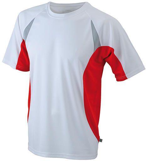 Pánské funkční tričko s krátkým rukávem JN391  - 1
