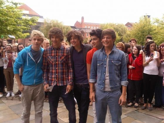 Boy band: in principio i Duran Duran, oggi One Direction a creare odio e amore tra le fans