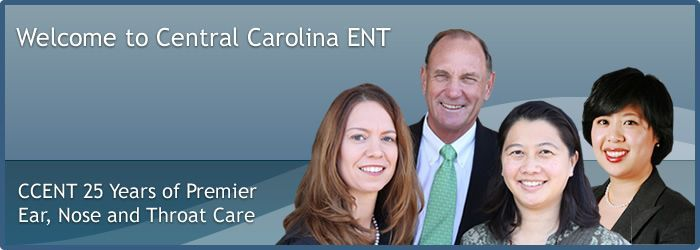 Central Carolina ENT - Ear Nose and Throat Specialist North Carolina ENT Doctor Hearing Aids Sleep Apnea Cosmetic Surgery