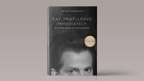 Anthony Scaramucci's memoir is already here and oh yeah we have excerpts  Anthony Scaramucci got fired as he lived: rapidly and with no purpose.  The former White House communications director is already back in the dust after having crawled out of it for 10 glorious days in our lives days marked by chaos and glory and favorable Joe Paterno quotes. In a White House that thrives that weekly purges Scaramucci was one of the weakest and easiest to kill: but his story will live on.  We've got…