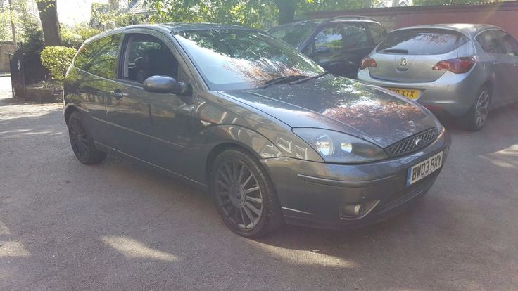 This ford focus mk1 st170 3dr hatchback 2003 2.0 petrol st-170 is for sale.