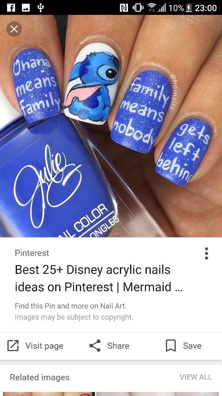 63 besten Disney & film nail ideas Bilder auf Pinterest | Nagelideen ...