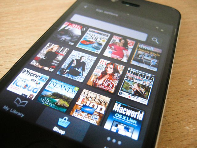 The Best Apps to Read Your Favorite Magazines
