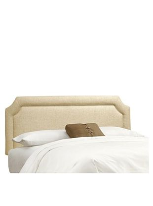 42% OFF Skyline Notched Headboard (Sandstone)