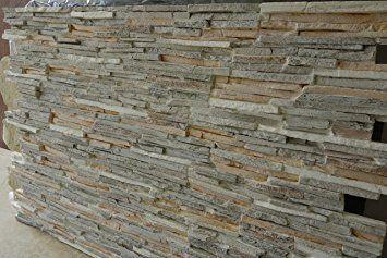 Decopanels   3D Wandpaneele   Wandverkleidung  Steinoptik   Dekoration   Multiplex Stein: Amazon.de: Küche & Haushalt