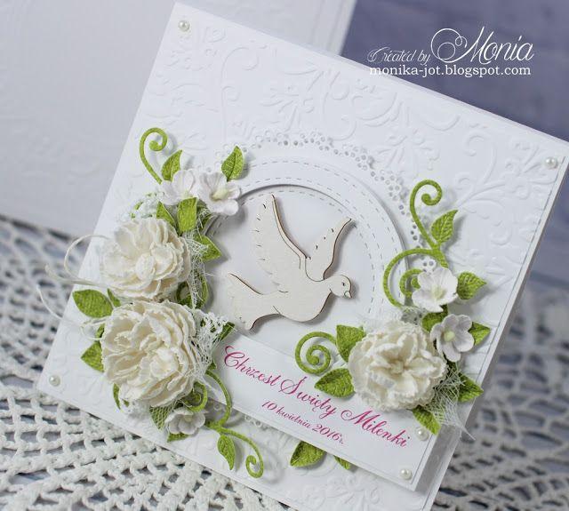Moja papierowa kraina: kwiaty robione ręcznie