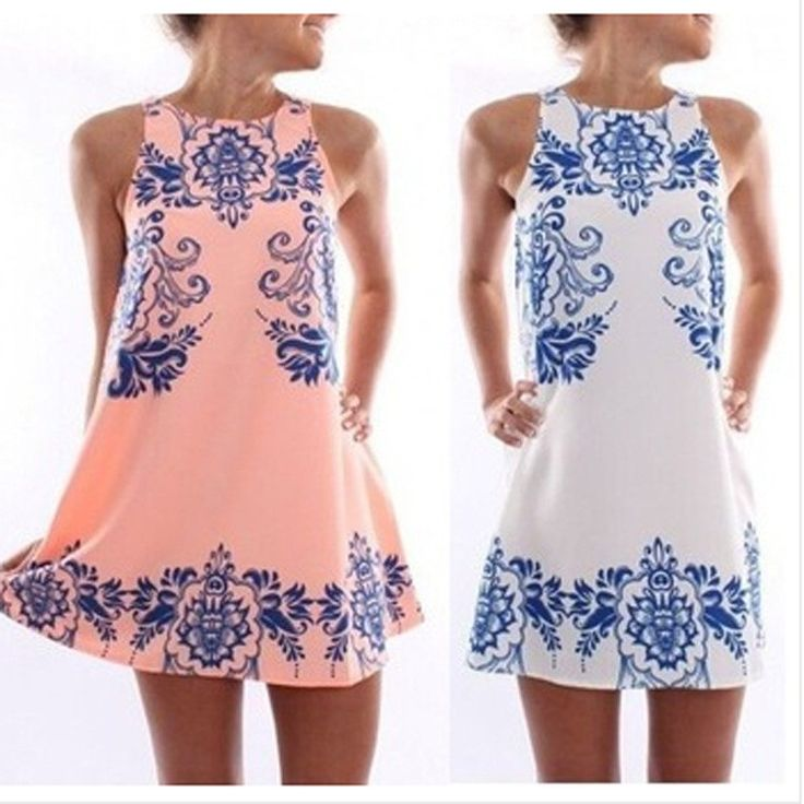 New Fashion Summer Sexy Women Dress Casual Dress for Party and Date = 4432101444 = 4432101444