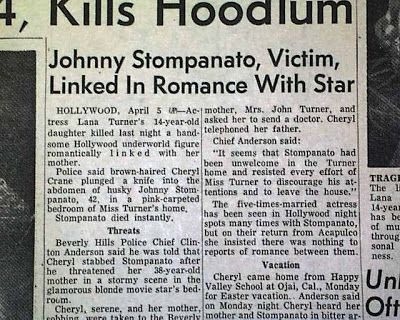 RETROKIMMER.COM: THE DEATH OF MOBSTER JOHNNY STOMPANATO