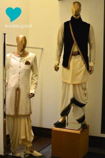 Indian Groom Wear - Tarun Tahiliani Couture | WedMeGood #wedmegood
