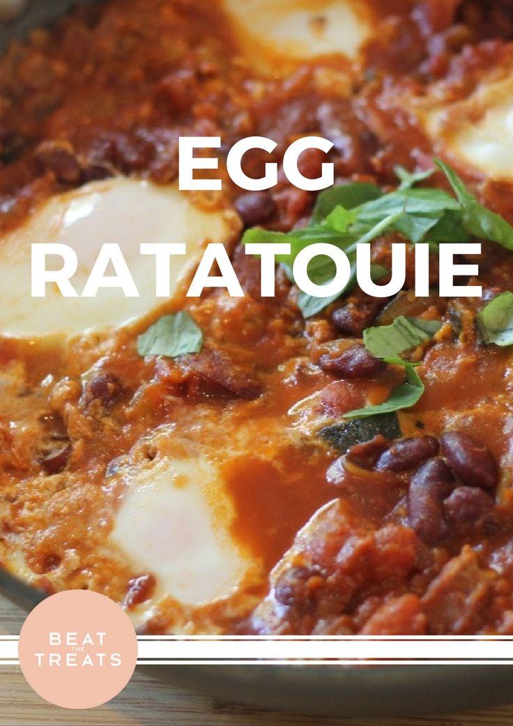 Egg Ratatouille | Breakfast Recipe | Allergies Friendly Recipe | Diary Free | Gluten Free | Refined Sugar Free | Soy Free