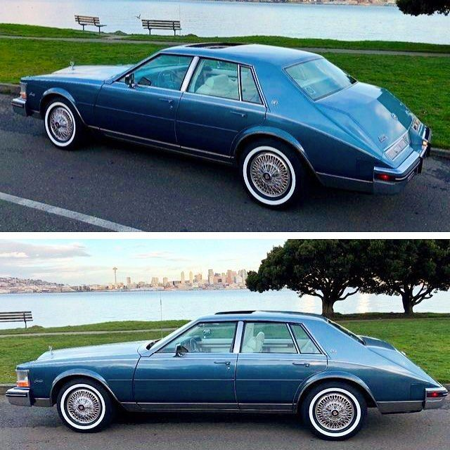37 Best Cadillac Seville 1980-85 Images On Pinterest