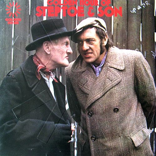 "Steptoe and Son - ""You dirty old  man!"""