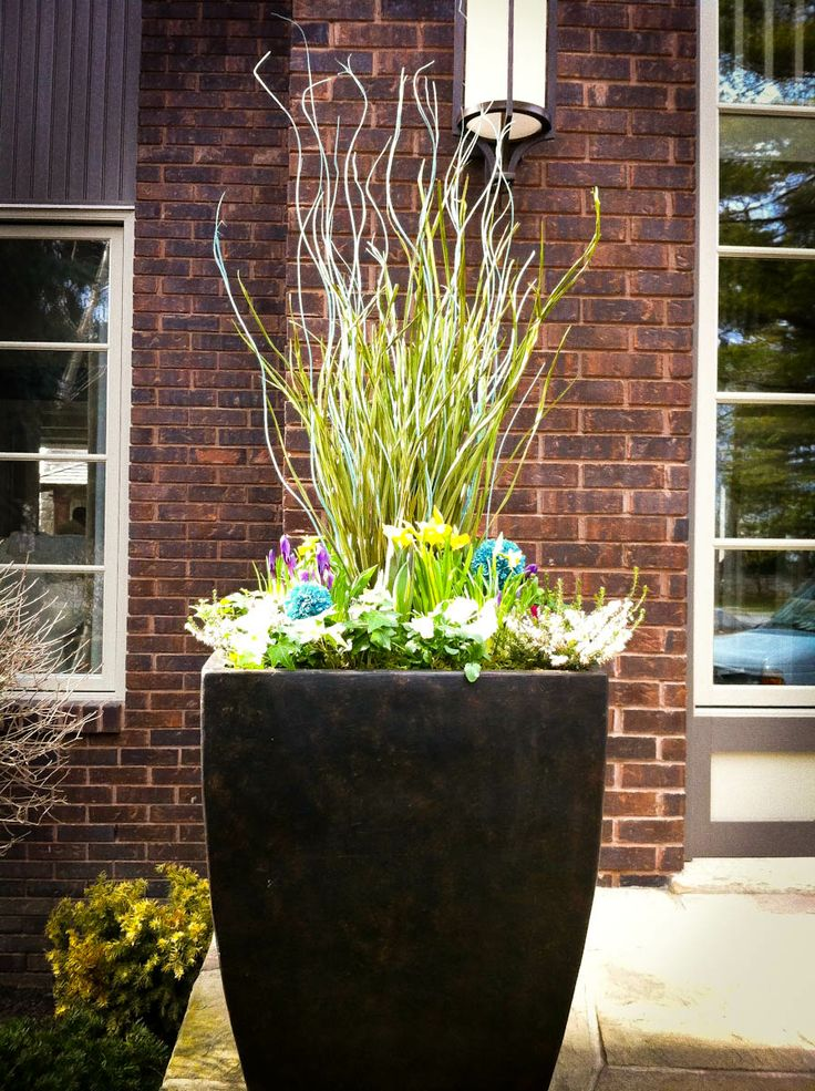 42 Best Images About Spring Urns On Pinterest Planters