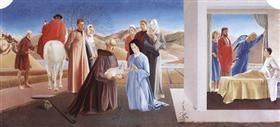 Scenes from the Life of St. Martin of Tours - Winifred Knights