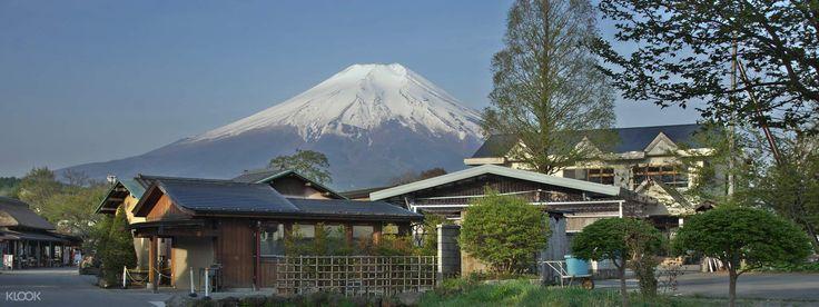 Mt Fuji Bus Day Tour: 5th Station, Oshino Hakkai, Ninja Village & Lake Kawaguchi from Tokyo