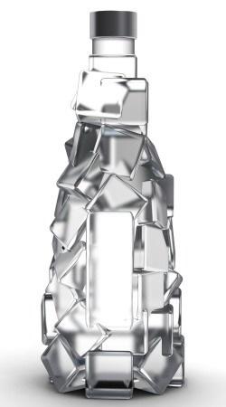 VODKA PACKAGING by  DZMITRY SAMAL #packaging #design