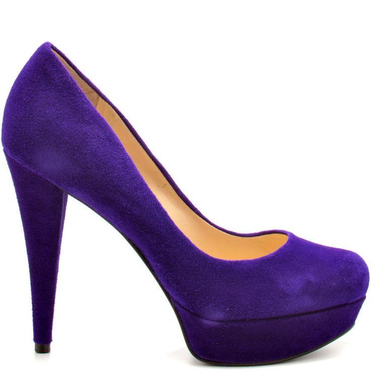 The 25  best Purple suede ideas on Pinterest | Shoe dazzle, Purple ...