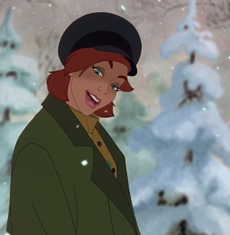 Don Bluth's 'Anastasia' - the animation and the story adaption of what might have happened if the real Anastasia survived is wonderful...